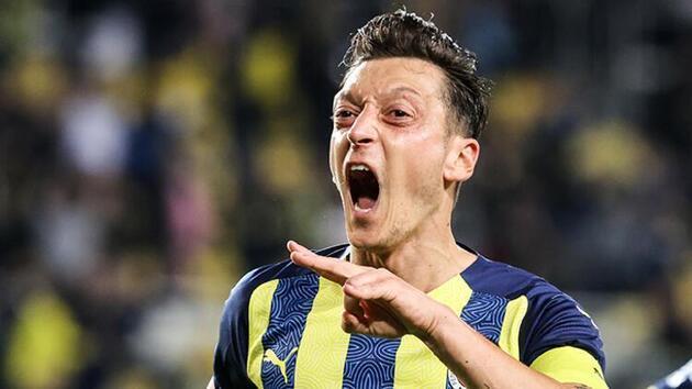 Son dakika... Vitor Pereira'dan Mesut Özil kararı!
