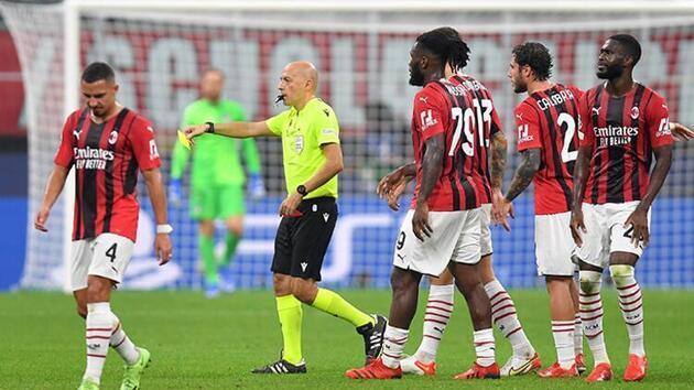 Son dakika... UEFA'dan Cüneyt Çakır kararı!