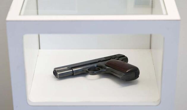 ABD'li mafya babası Al Capone'un kişisel eşyaları açık arttırmada satılacak