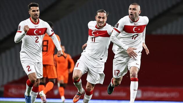 A Milli Futbol Takımı Norveç karşısında