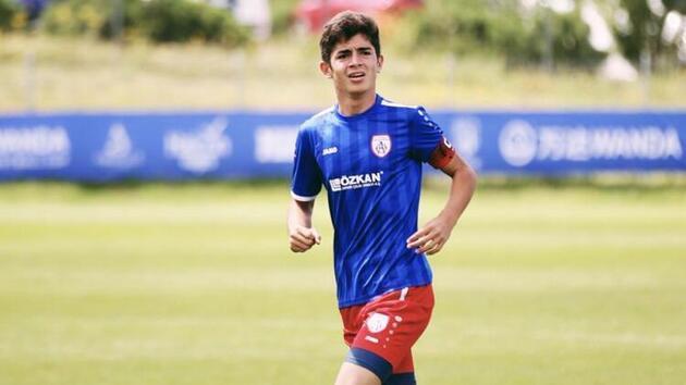 Son dakika... Geleceğin en iyi 60 futbolcusu arasında iki Türk