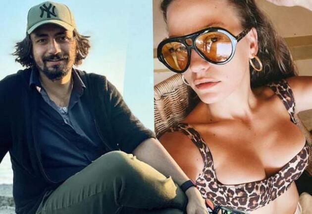 Melisa Şenolsun'un Onur Güvenatam ile aşk yaşadığı iddia edildi