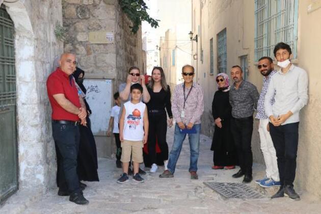 Mardin'e gelen turistin 'su deposu' ve 'anten' şikayeti