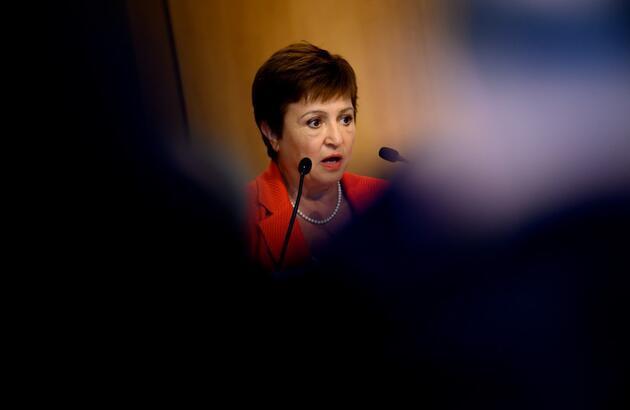 IMF Başkanı Georgieva için kader günü