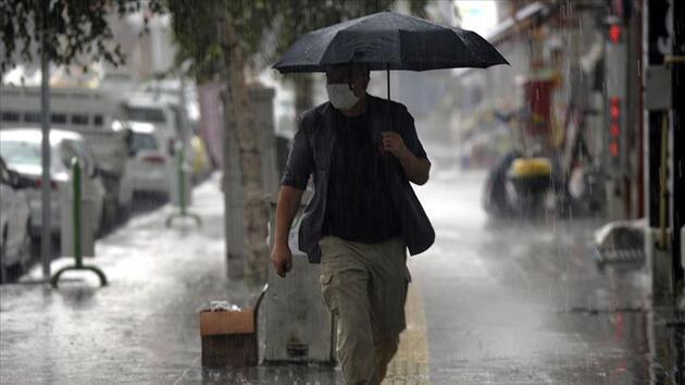 Son dakika haberi: Meteoroloji uyardı! 6 derece birden düşecek
