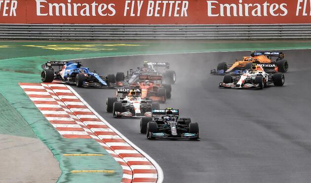 Son dakika... Formula 1 Türkiye için 10 yıllık anlaşma!
