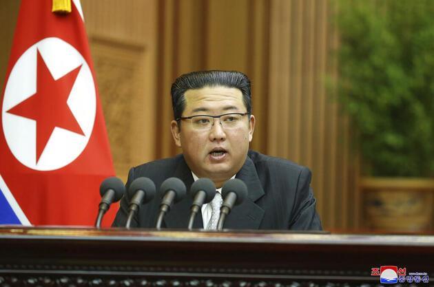 Kuzey Kore lideri Kim Jong-un: 'Yenilmez bir askeri güç' kuracağım