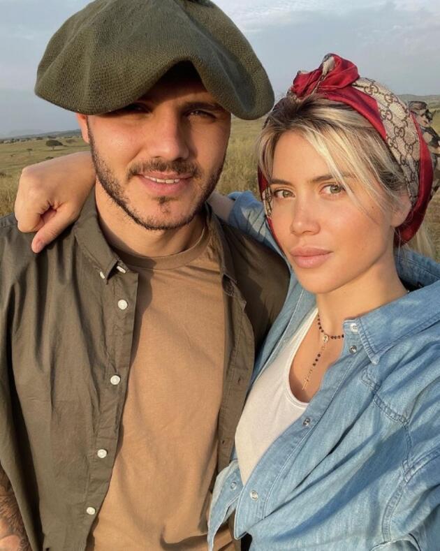 Suudi Prens Selman'a transferde Wanda Nara şoku