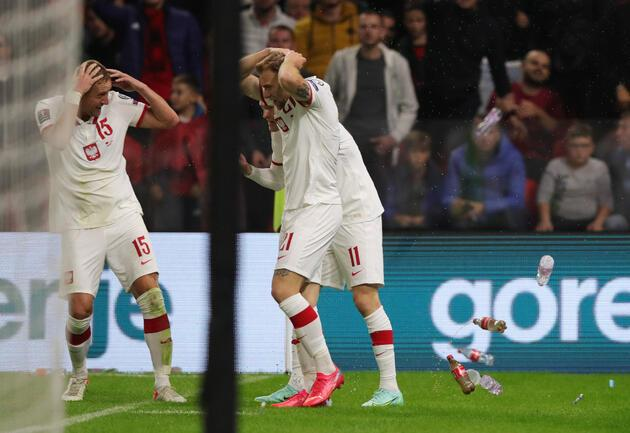 Son dakika... Dünya Kupası Elemeleri'nde olaylı maç!