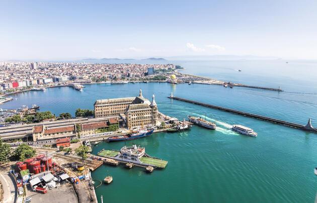 """'İklim değişikliği'nde İstanbul için 2 felaket senaryosu: """"40 yıl içinde sular altında kalacak"""""""