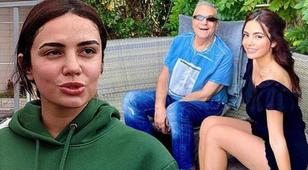 Nergis Kumbasar eski eşiMehmet Ali Erbilhakkında konuştu