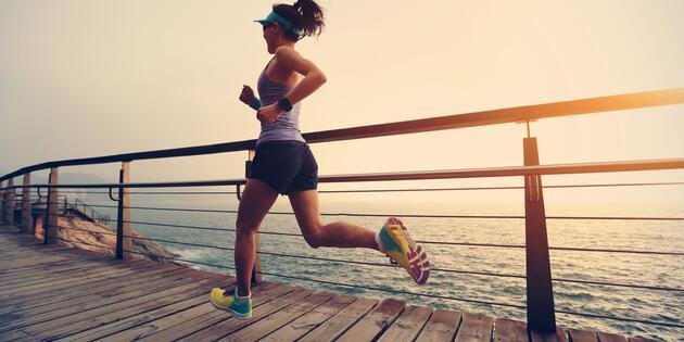 Son dakika: Koşun, telomerleriniz de uzasın, hayatınız da!