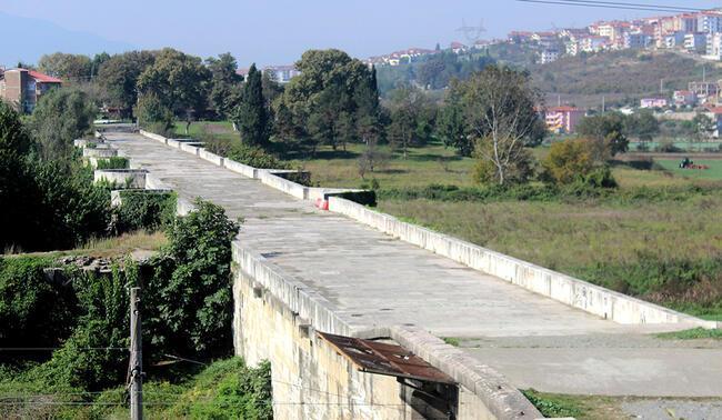 Bin 500 yıldır ayakta duran Justinianus Köprüsü'nün sırrı