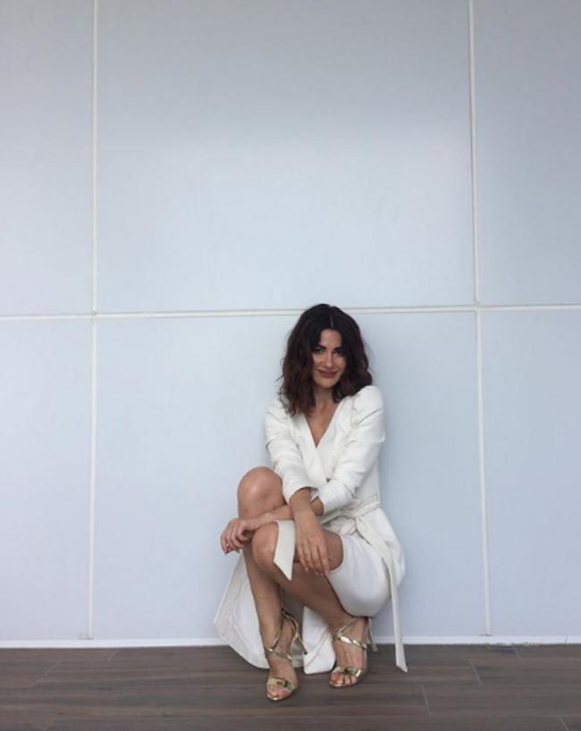Nesrin Cavadzade kendine hayran bıraktı
