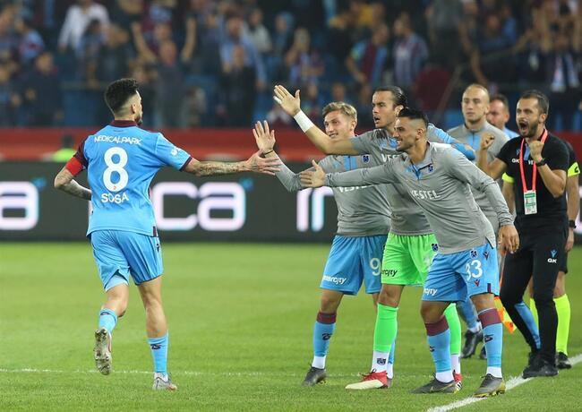 Trabzon'da gol yağmuru: 4-1