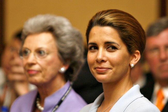 Kaçan Dubai Prensesi Haya'nın eşinden olay yaratacak 'intikam' resti