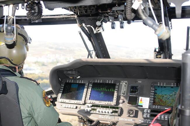 'Ölüm yolu'nda helikopterli denetim