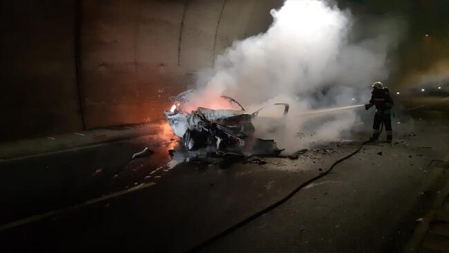 Artvin'de feci kaza... Tüm çabalara rağmen kurtarılamadı
