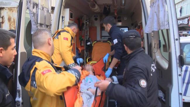Kağıthane'de dehşet: 3 kişiyi bıçakladı koşarak kaçtı! ile ilgili görsel sonucu