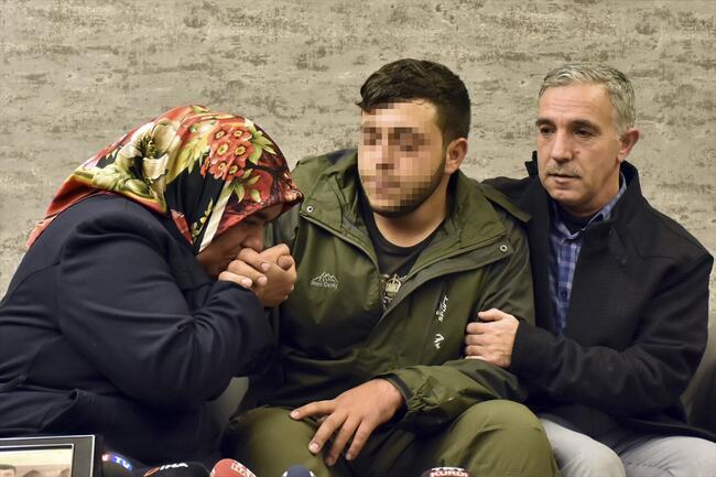 PKK'dan kaçarak ailesine kavuşan Cafer Ceylan nasıl kurtulduğunu anlattı