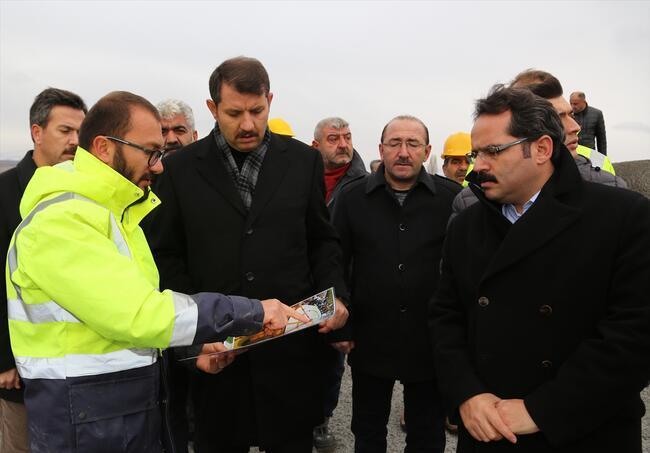 """Pamukkale'nin """"kardeşi"""" Altınkale Sivas'a değer katacak"""