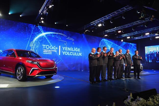 İşte 'Türkiye'nin Otomobilleri'
