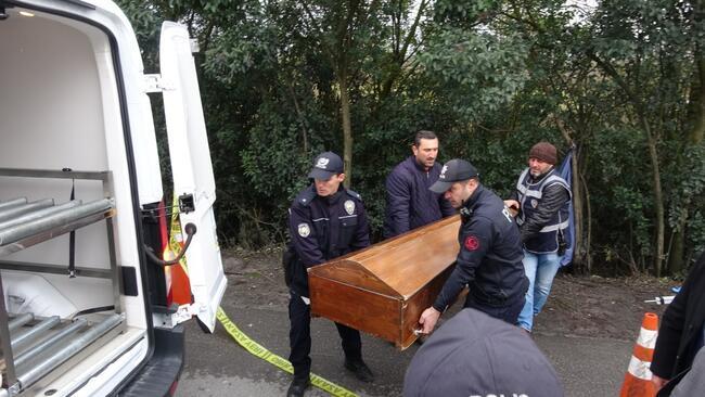 Otoyol kenarında ceset bulunmuştu! Elleri ve ayakları bağlanıp, dövülerek öldürülmüş
