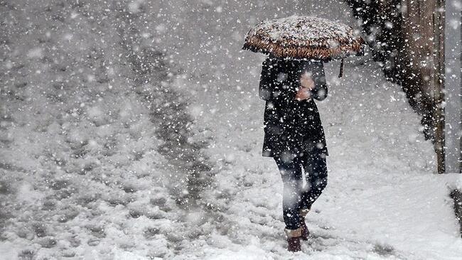 Eğitime kar engeli! 13 Şubat 2020'de okulların tatil olduğu iller