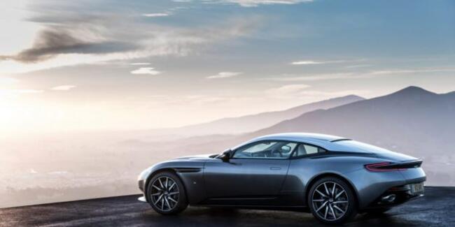 İşte yeni Aston Martin DB11