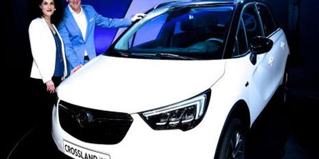 Opel'in en yenisi temmuzda Türkiye'de