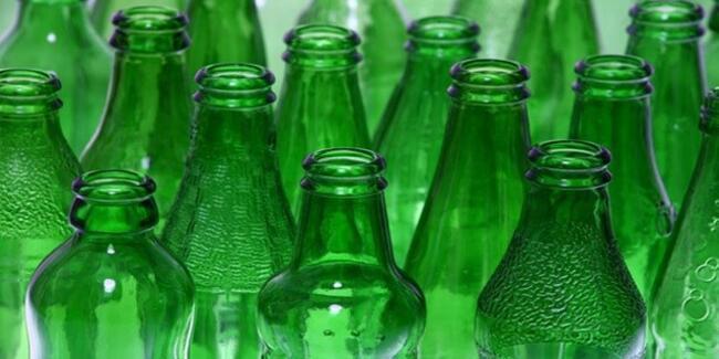Soda şişeleri neden sadece yeşil yapılır?