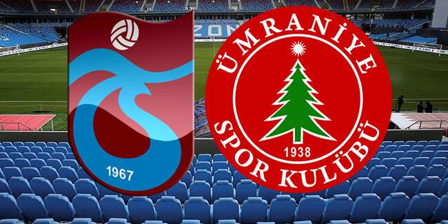 A2 TV canlı izle: Trabzonspor, Ümraniyespor maçı saat kaçta, hangi kanalda?