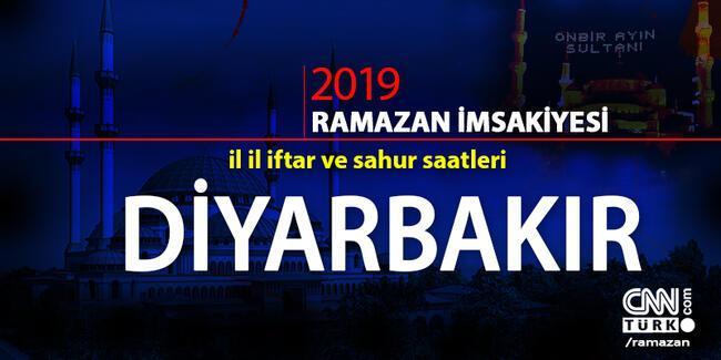2019 Imsak Ve Iftar Saatleri Diyarbakir Imsak Ve Iftar
