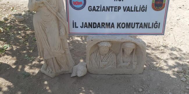 Roma dönemine ait! Gaziantep'te ele geçirildi