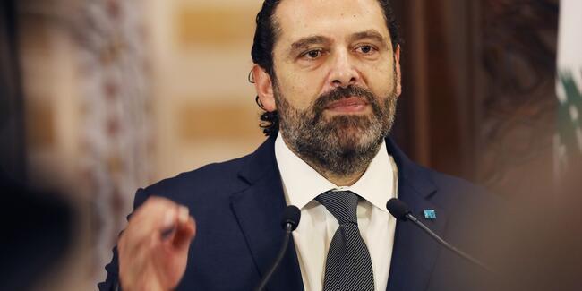 Lübnan Başbakanı Hariri'den 72 saat süre