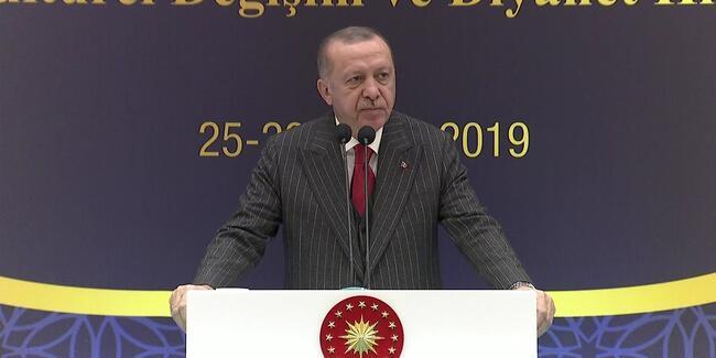 Cumhurbaşkanı Erdoğan'dan Alevilere yönelik provokasyonla ilgili açıklama