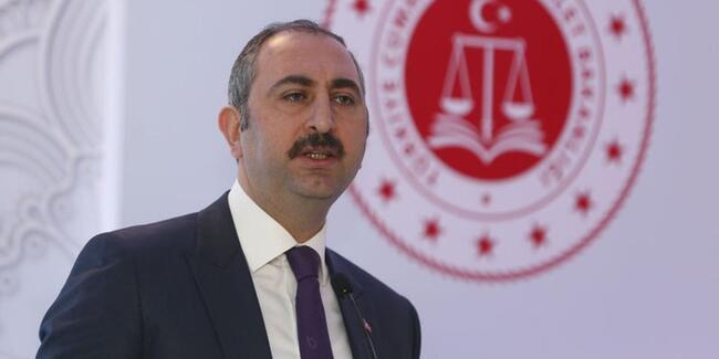 Adalet Bakanı Gül'den infaz düzenlemesi açıklaması