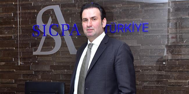 """SICPA Türkiye CEO'su Aykut Ferah: """"Türkiye'ye inanıyoruz,  5 Milyar TL'lik yatırım kapasiteli yerli ve milli projeler için  AR-GE Merkezi kuruyoruz."""""""