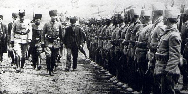 Savaş taktiğini yeniden yazan başkumandan: Atatürk