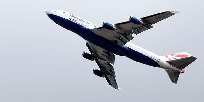 İngiltere'den New York'a giden uçakta 'acil durum'