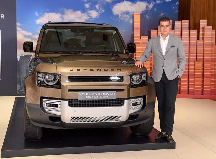 Yeni Land Rover Defender engel tanımayacak