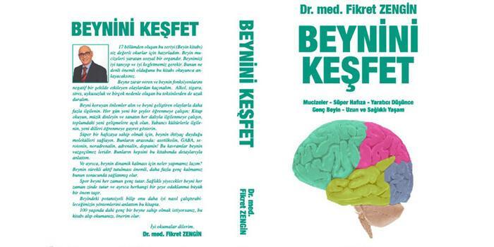 "100 yaşında bile genç beyin mümkün!""Beynini Keşfet"""