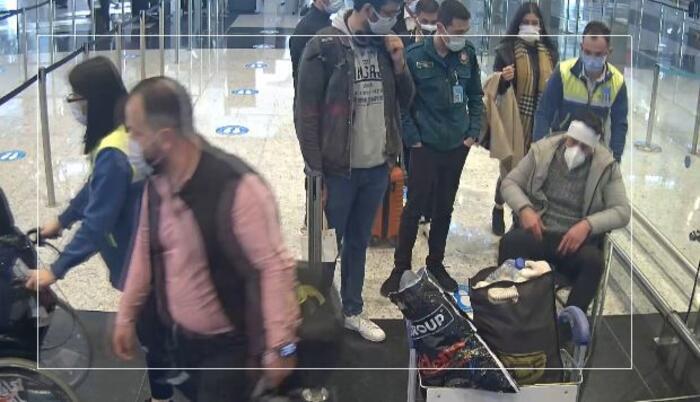 İstanbul Havalimanı'nda 'VIP göçmen kaçakçılığı' pasaport polisine takıldı: 3  gözaltı - Günün Haberleri