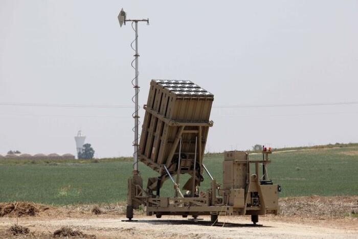 Demir Kubbe nedir? İsrail hava savunma sistemi Demir Kubbe özellikleri! 13