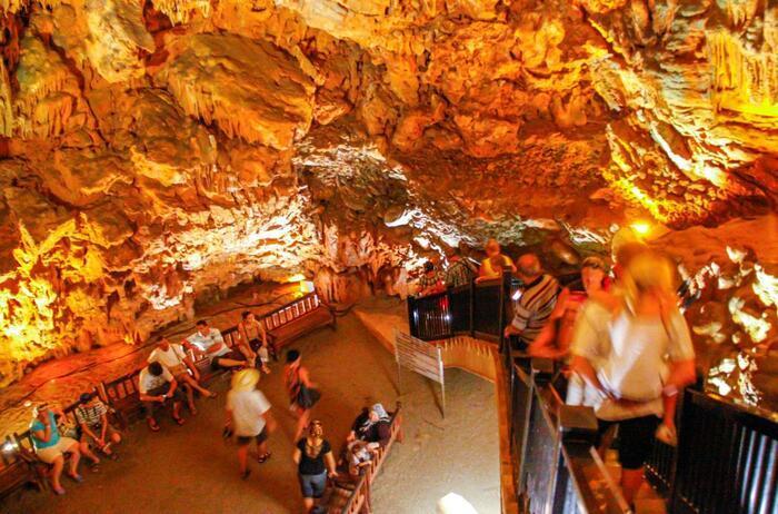 Damlataş Mağarası Nerede, Nasıl Gidilir? Damlataş Mağarası Nasıl Oluşmuştur? 14