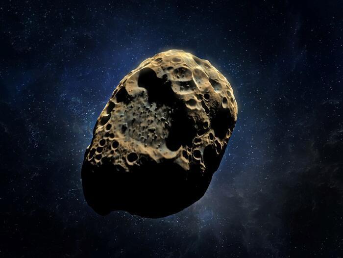 Meteor nedir, nasıl oluşur? Meteor(göktaşı) düşmesi nasıl, neden olur? 14
