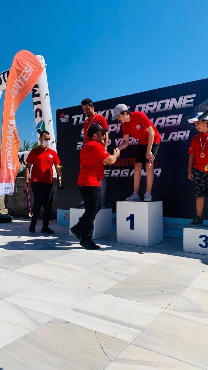 TEKNOFEST Türkiye Drone Şampiyonası'nın 2.Etabı Tamamlandı! 14