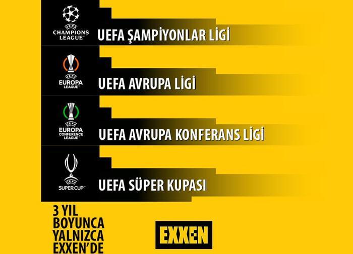 UEFA Şampiyonlar Ligi maçlarını hangi kanal veriyor? Avrupa Ligi maçları hangi kanalda, ne zaman, saat kaçta? 14