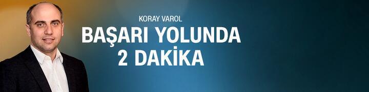 Başarı yolunda 2 dakika - CNNTürk TV