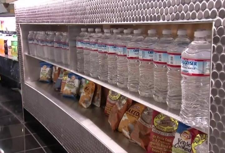 Plastik su şişeleri yasaklandı